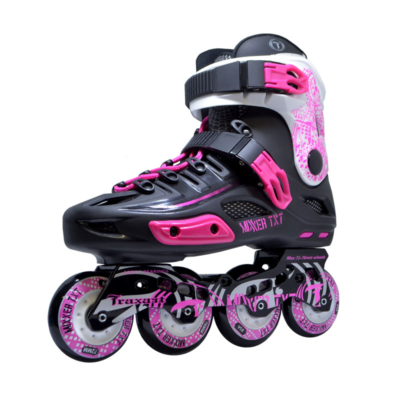 Patins Freestyle Traxart Mixxer - Pink