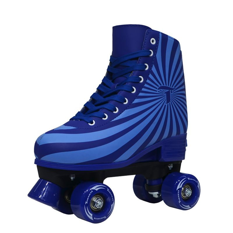 Patins Tradicional Traxart X-Magic Azul