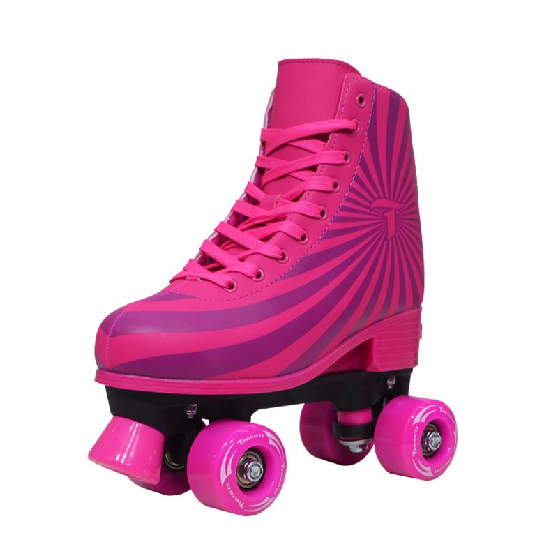 Patins Tradicional Traxart X-Magic Pink