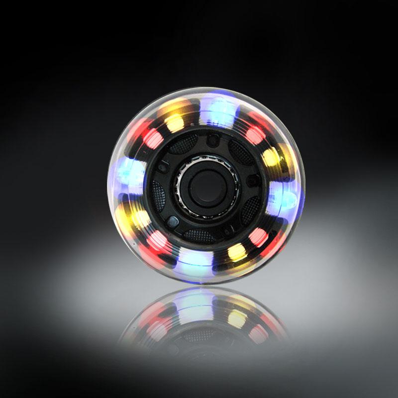 RODAS COM LUZES DE LED - COLORIDO - 64MM
