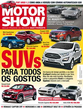 Motor Show<br> Edição 408  - SHOPPING3