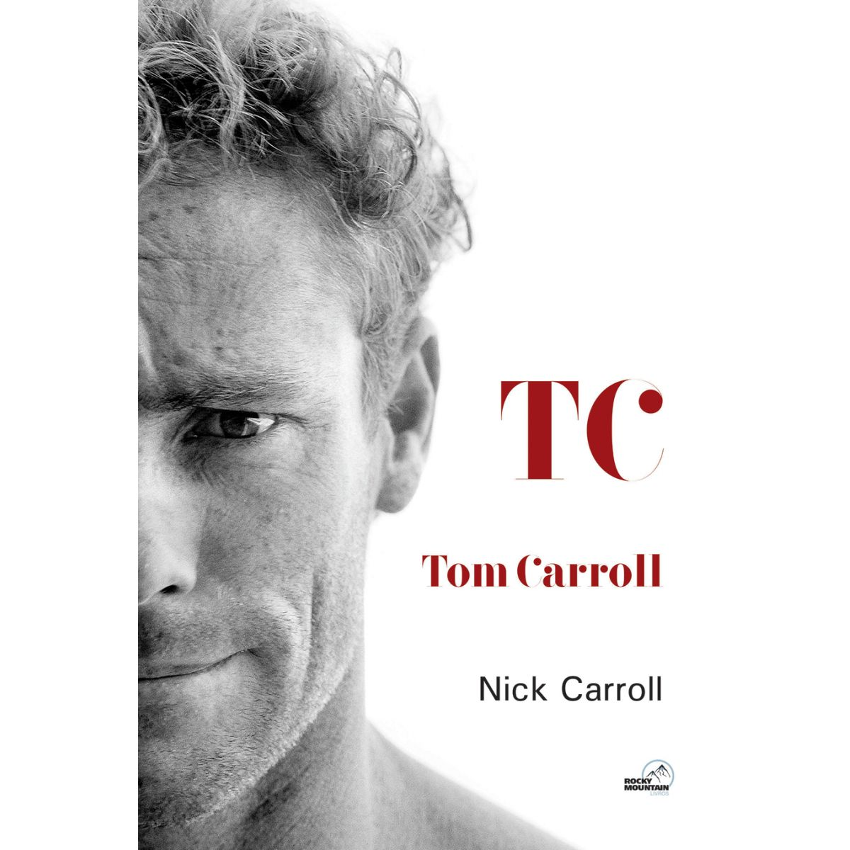 Livro TOM CARROLL  - SHOPPING3