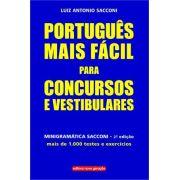 Português mais fácil para concursos e vestibulares
