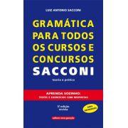 Gramática para todos os cursos e concursos