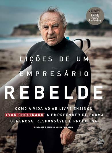 Livro Lições de um empresário rebelde  - SHOPPING3