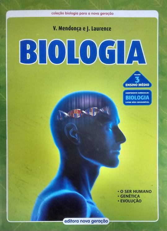 Biologia - Volume 3  - SHOPPING3