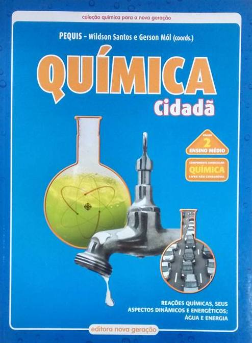Química Cidadã - Volume 2.  - SHOPPING3
