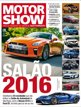 Motor Show<br> Edição 402  - SHOPPING3