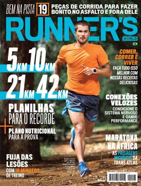 Runners World<br> Edição 95  - SHOPPING3