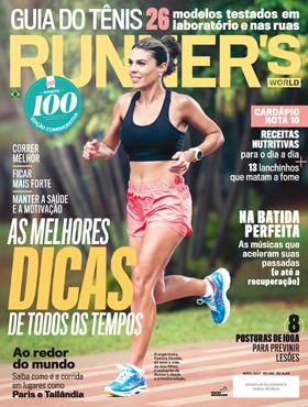 Runners World<br> Edição 100  - SHOPPING3