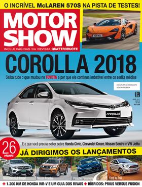 Motor Show<br> Edição 405  - SHOPPING3