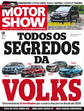 Motor Show<br> Edição 404  - SHOPPING3