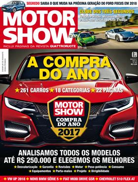 Motor Show<br> Edição 406  - SHOPPING3