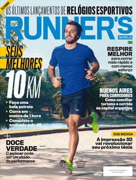 Runners World<br> Edição 102  - SHOPPING3