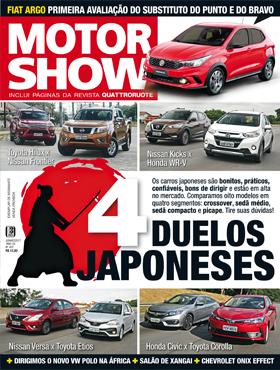 Motor Show<br> Edição 407  - SHOPPING3