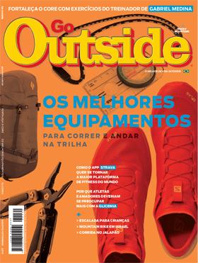 Go Outside<br> Edição 160  - SHOPPING3