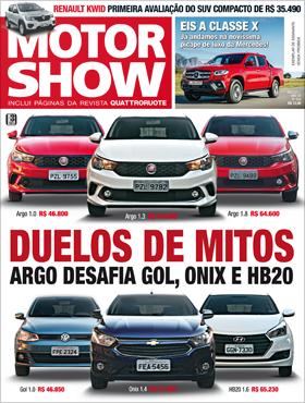 Motor Show<br> Edição 409  - SHOPPING3
