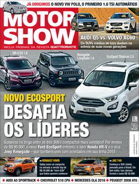 Motor Show<br> Edição 410  - SHOPPING3
