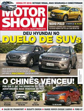 Motor Show<br> Edição 411  - SHOPPING3