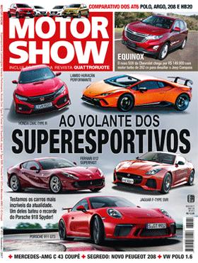 Motor Show<br> Edição 412  - SHOPPING3