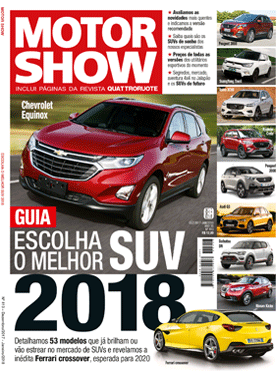 Motor Show<br> Edição 413  - SHOPPING3