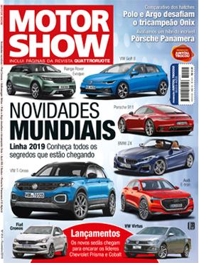 Motor Show<br> Edição 414  - SHOPPING3
