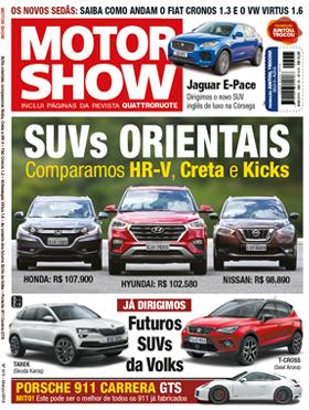 Motor Show<br> Edição 415  - SHOPPING3