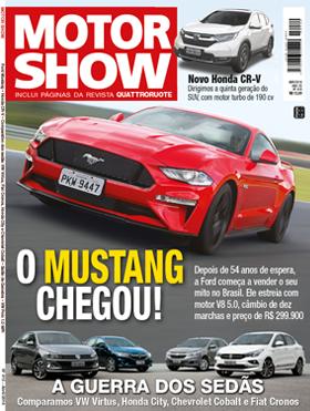 Motor Show<br> Edição 416  - SHOPPING3