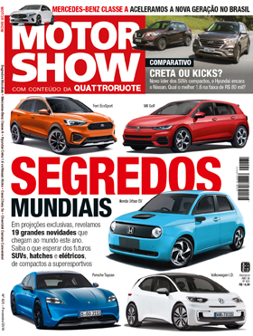 Motor Show<br> Edição 426  - SHOPPING3