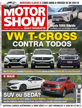 Motor Show<br> Edição 427  - SHOPPING3