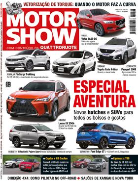 Motor Show<br> Edição 428  - SHOPPING3