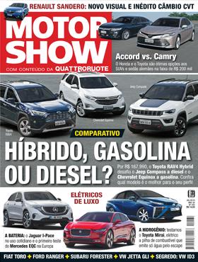 Motor Show<br> Edição 430  - SHOPPING3