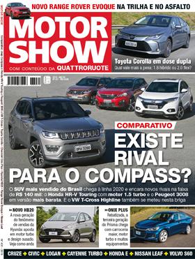Motor Show<br> Edição 431  - SHOPPING3