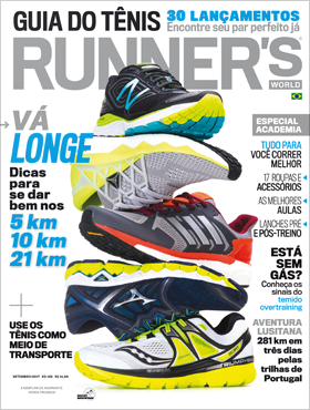 Runners World<br> Edição 105  - SHOPPING3