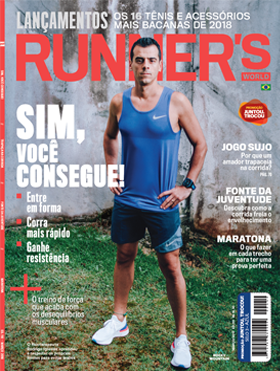 Runners World<br> Edição 110  - SHOPPING3