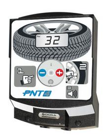 Calibrador de Pneus - Pneutronic IV