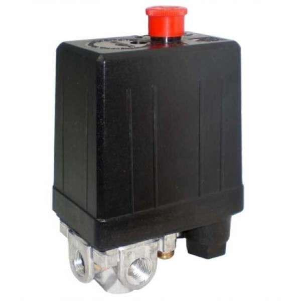 Pressostato para baixa pressão - Compressor Odontológico.  - DABI ATLANTE - TOP ODONTO