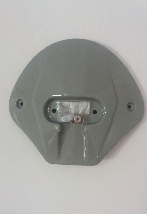 Conjunto capa de acabamento Mocho Ergofix / Ergoelax (SOB ENCOMENDA)  - DABI ATLANTE - TOP ODONTO