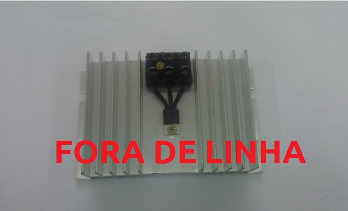 Dissipador de Calor- Triac - FORA DE LINHA  - DABI ATLANTE - TOP ODONTO
