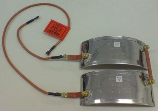 Resistência de cinta Autoclave 12LX/12  - DABI ATLANTE - TOP ODONTO