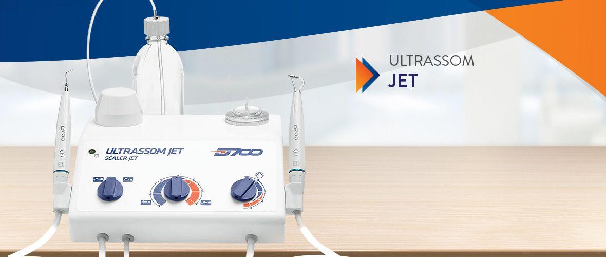ULTRASSOM JET D700  - DABI ATLANTE - TOP ODONTO