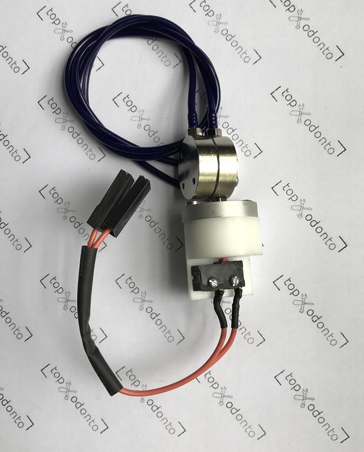Válvula Eletro Pneumática (cebolinha da bomba à vácuo )  - DABI ATLANTE - TOP ODONTO