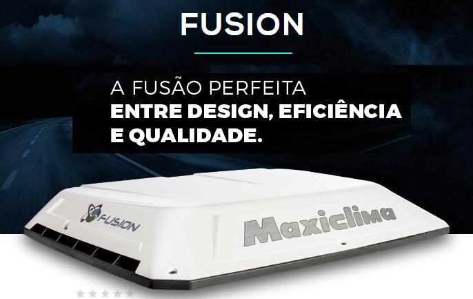 Climatizador de Ar Veicular - Maxiclima Fusion  - TERRA DE ASFALTO ACESSÓRIOS
