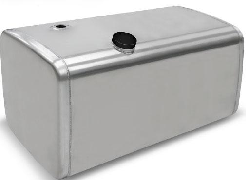 Tanque de Combustível Iveco Stralis  Aluminio 600lts  - TERRA DE ASFALTO ACESSÓRIOS