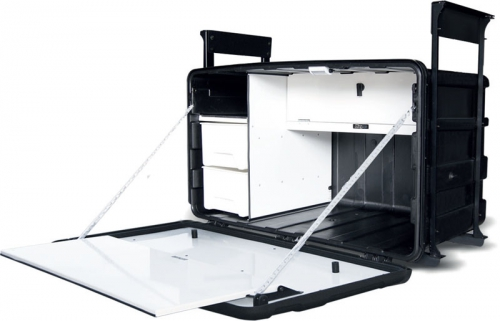 Caixa de cozinha  plastica grande luxo Bepo  - TERRA DE ASFALTO ACESSÓRIOS