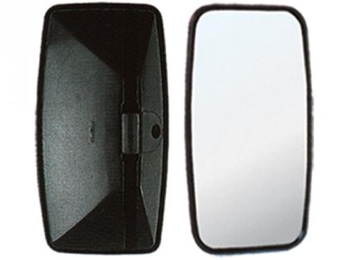 Conjunto Espelho Plano P/ MB 1114 / 1934 (16mm)  - TERRA DE ASFALTO ACESSÓRIOS