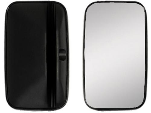Conjunto Espelho Convexo P/ VW Delivery 8.120 / 8.140 / 8.150 Menor  - TERRA DE ASFALTO ACESSÓRIOS