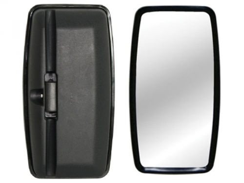 Conjunto Espelho Plano P/ VW Delivery 5.140 / 8.150  - TERRA DE ASFALTO ACESSÓRIOS