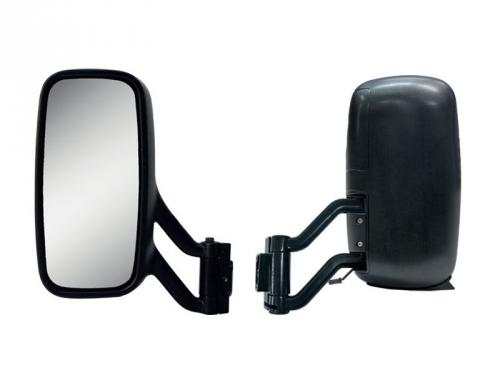 Conjunto Espelho Convexo LE P/ Volvo FH/NH  - TERRA DE ASFALTO ACESSÓRIOS