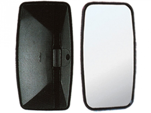Espelho Avulso Plano 16mm P/ MB 1114  - TERRA DE ASFALTO ACESSÓRIOS